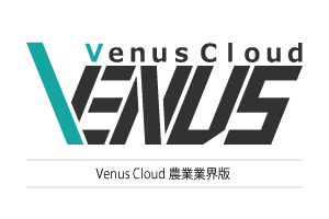 VenusFamily(Venus Cloud農業業界版)ロゴ